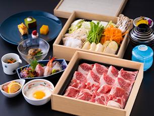 伊势龙虾 佐贺牛肉